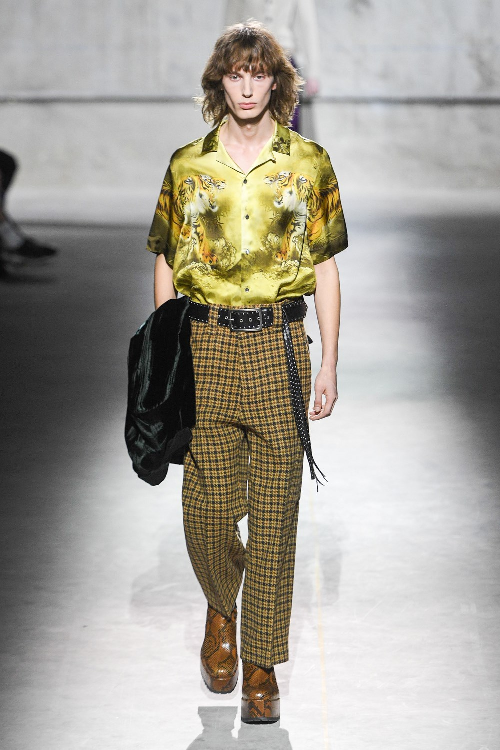 Dries Van Noten - Automne-Hiver 2020-2021 - Paris Fashion Week