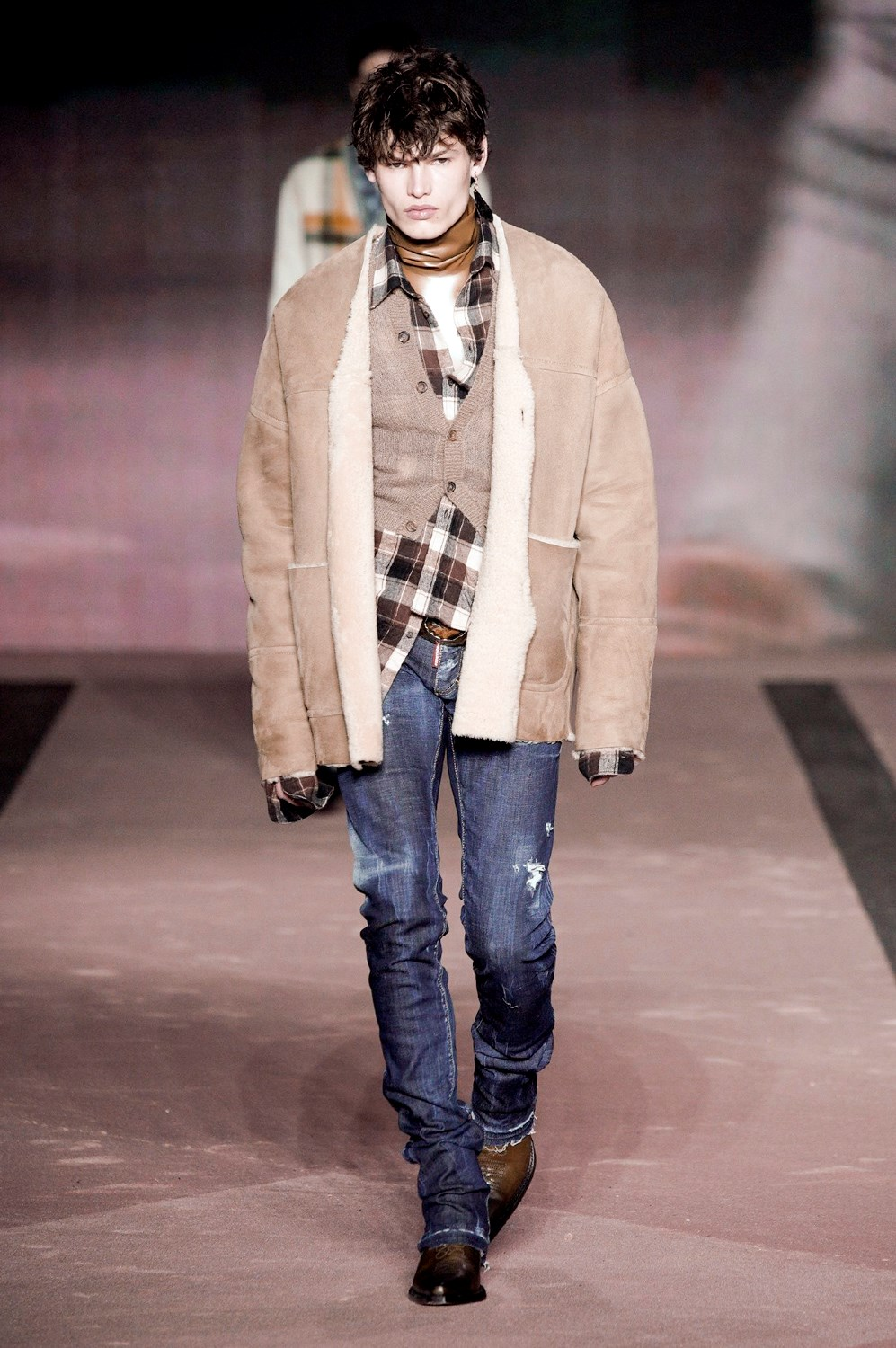 Dsquared2 - Automne-Hiver 2020-2021 - Milan Fashion Week