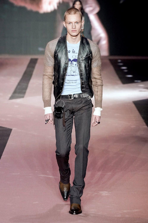 Dsquared2 - Automne-Hiver 2020-2021 - Milan Fashion Week