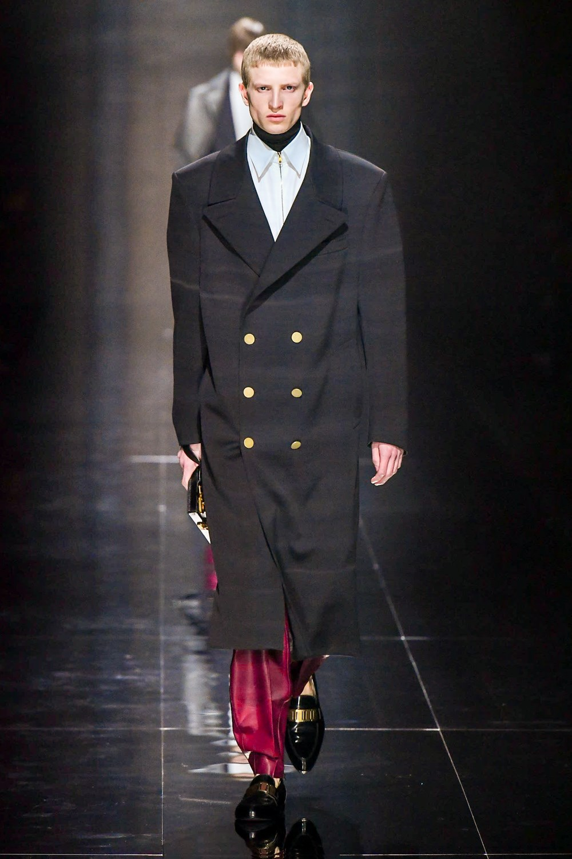 Dunhill - Automne-Hiver 2020-2021 - Paris Fashion Week