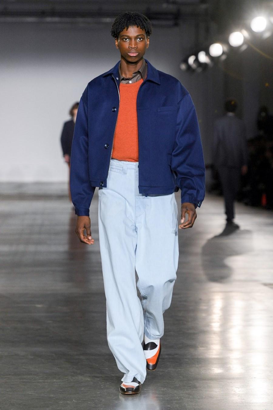 E. Tautz - Fall/Winter 2020 - London Fashion Week Men's