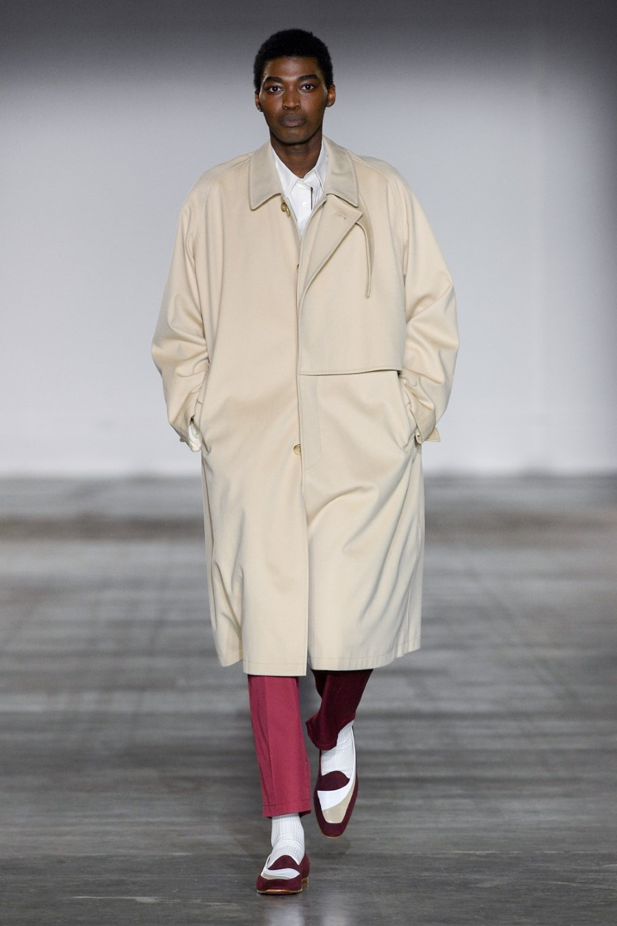 E. Tautz - Fall/Winter 2020 - London Fashion Week Men's