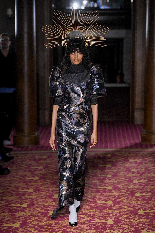 Edward Crutchley - Automne-Hiver 2020-2021 - London Fashion Week Men's