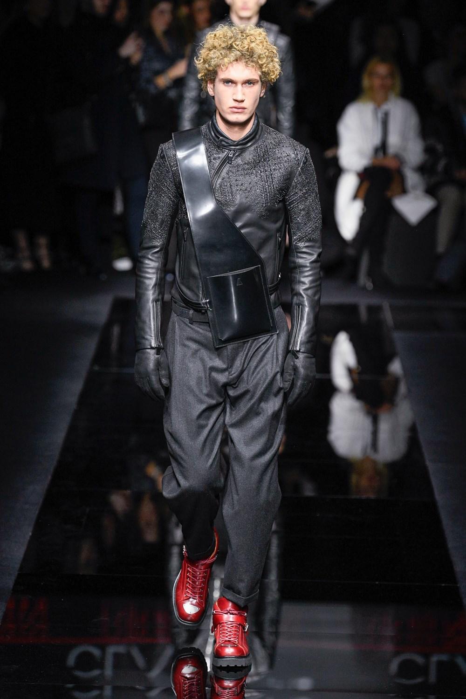 Emporio Armani Automne Hiver 2020 2021 Milan Fashion Week 64