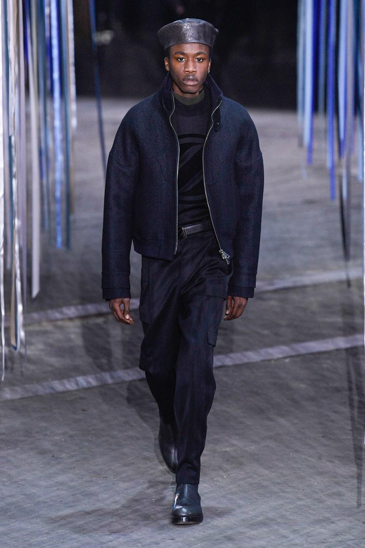 Ermenegildo Zegna - Automne-Hiver 2020-2021 - Milan Fashion Week