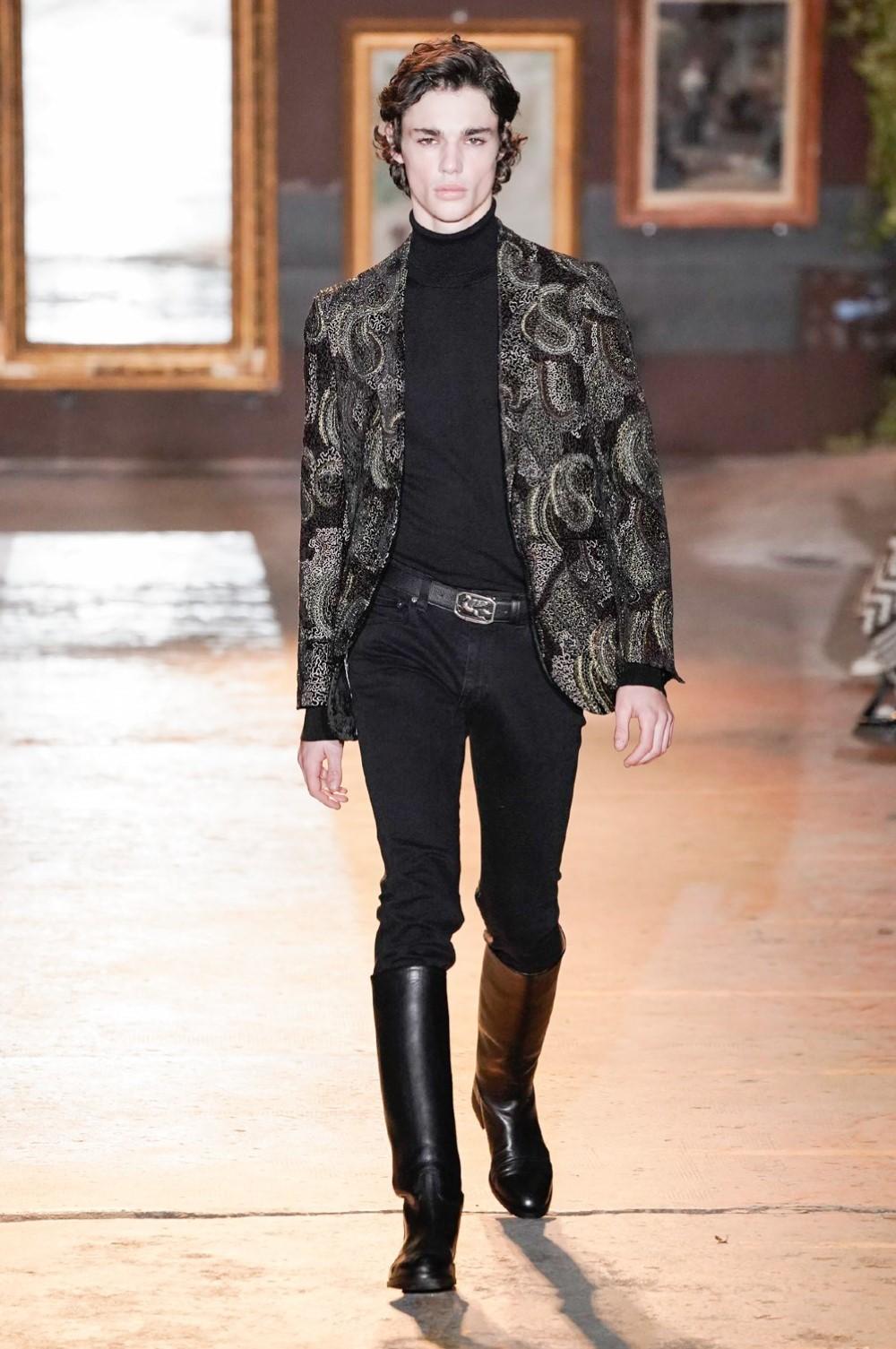 Etro - Automne-Hiver 2020-2021 - Milan Fashion Week