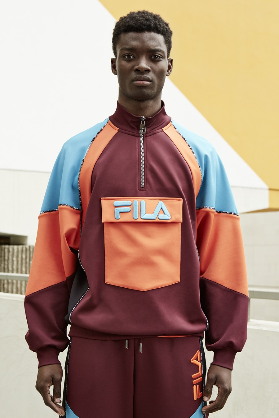 FILA Nero - New Retro