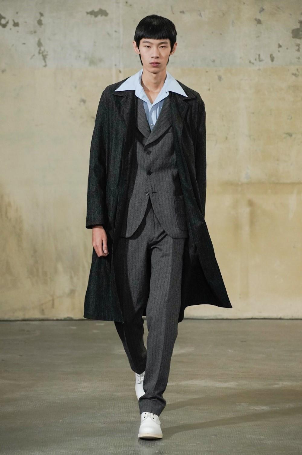 Fabio Quaranta - Automne-Hiver 2020-2021 - Milan Fashion Week