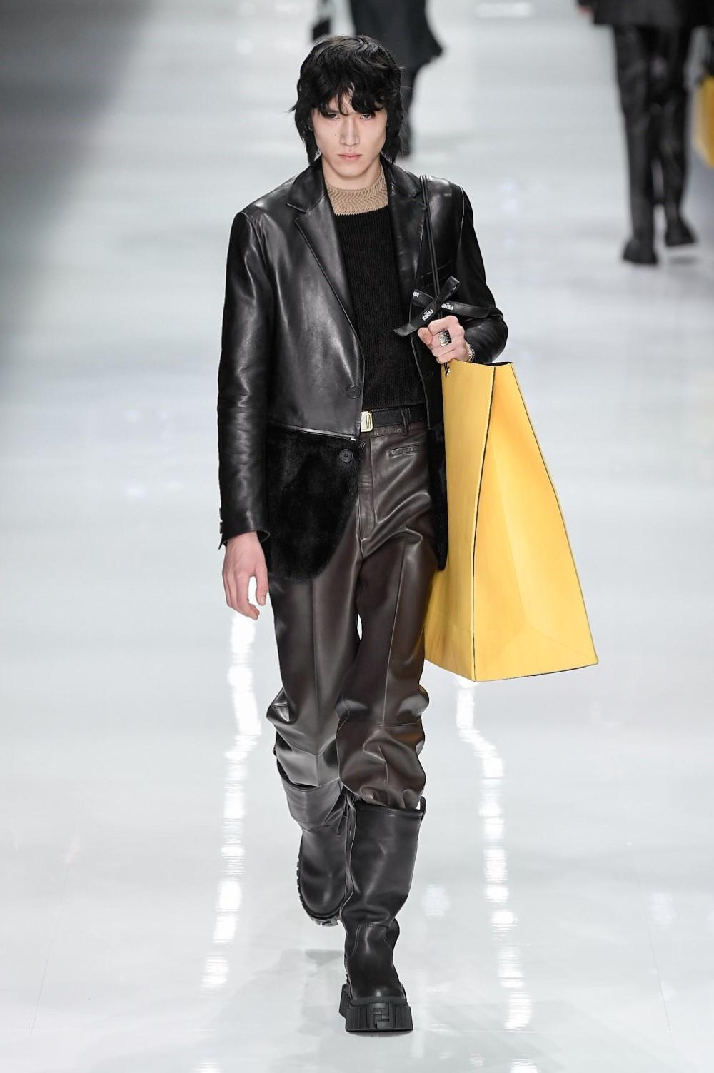 Fendi - Automne-Hiver 2020-2021 - Milan Fashion Week