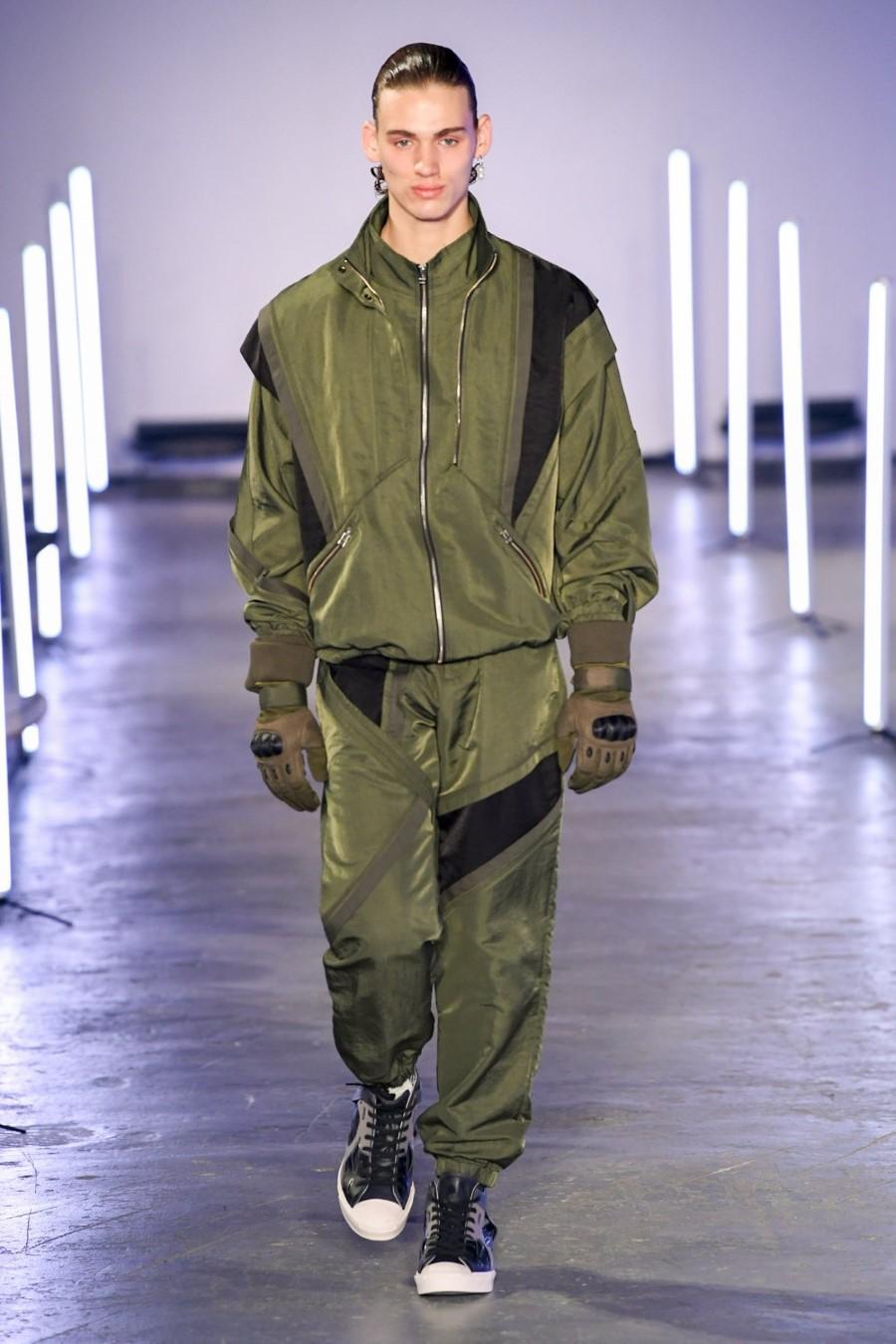 Feng Chen Wang - Automne-Hiver 2020-2021 - London Fashion Week Men's