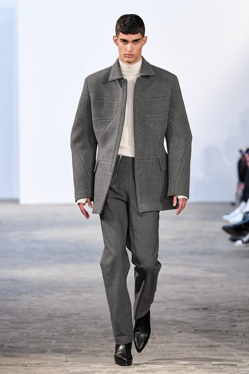 GmbH - Automne-Hiver 2020-2021 - Paris Fashion Week