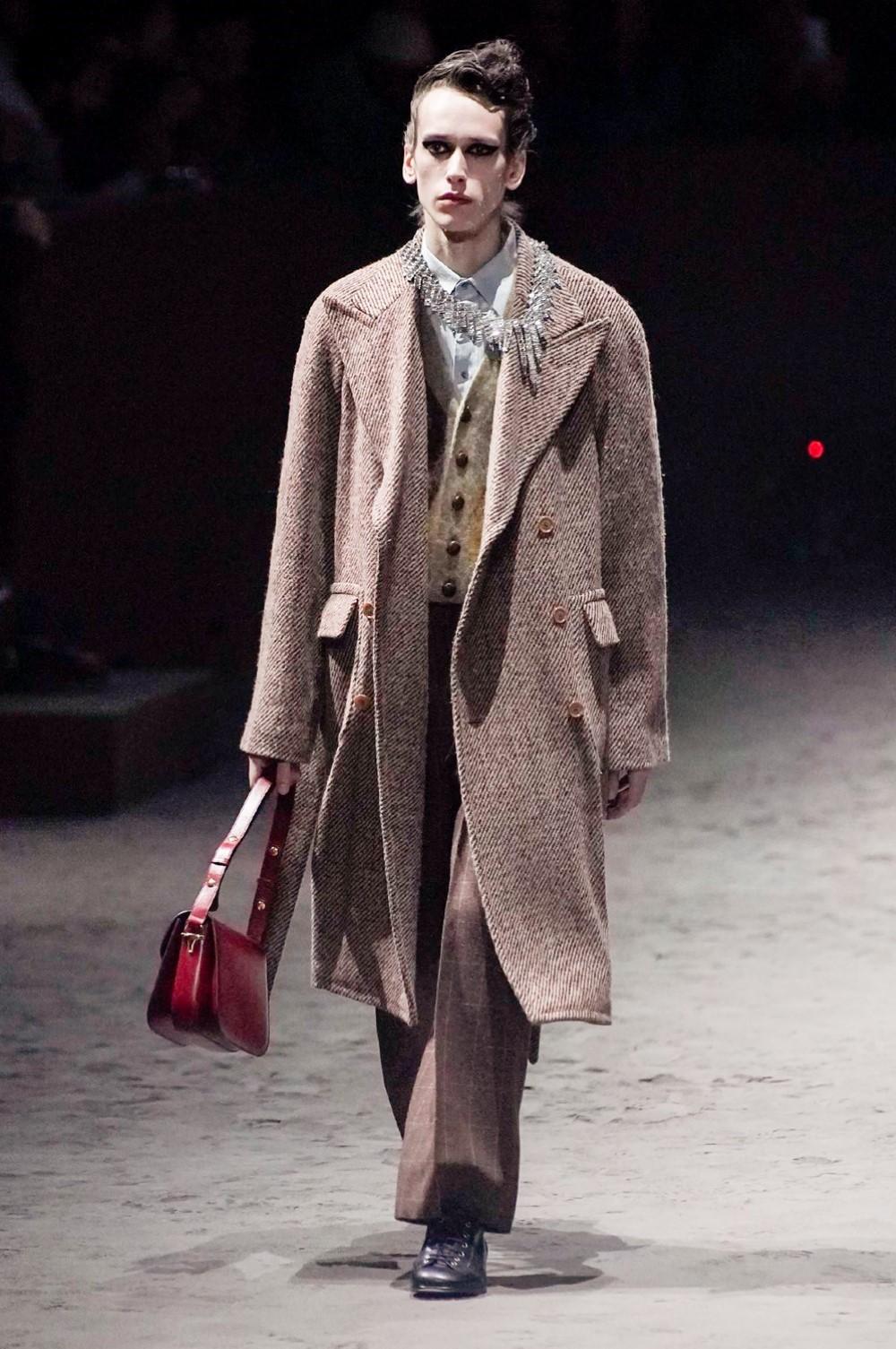 Gucci - Automne-Hiver 2020-2021 - Milan Fashion Week