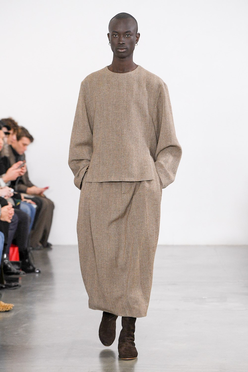 Hed Mayner - Automne-Hiver 2020-2021 - Paris Fashion Week