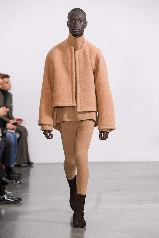 Hed Mayner - Automne-Hiver 2020-2021 - Paris Fashion Week