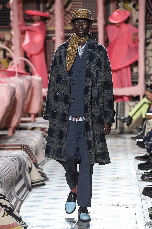 Henrik Vibskov - Automne-Hiver 2020-2021 - Paris Fashion Week