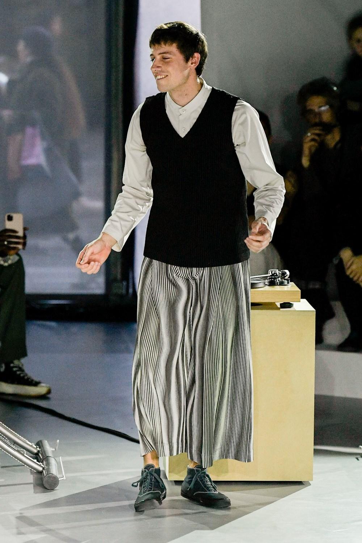 Homme Plissé Issey Miyake - Automne-Hiver 2020-2021 - Paris Fashion Week