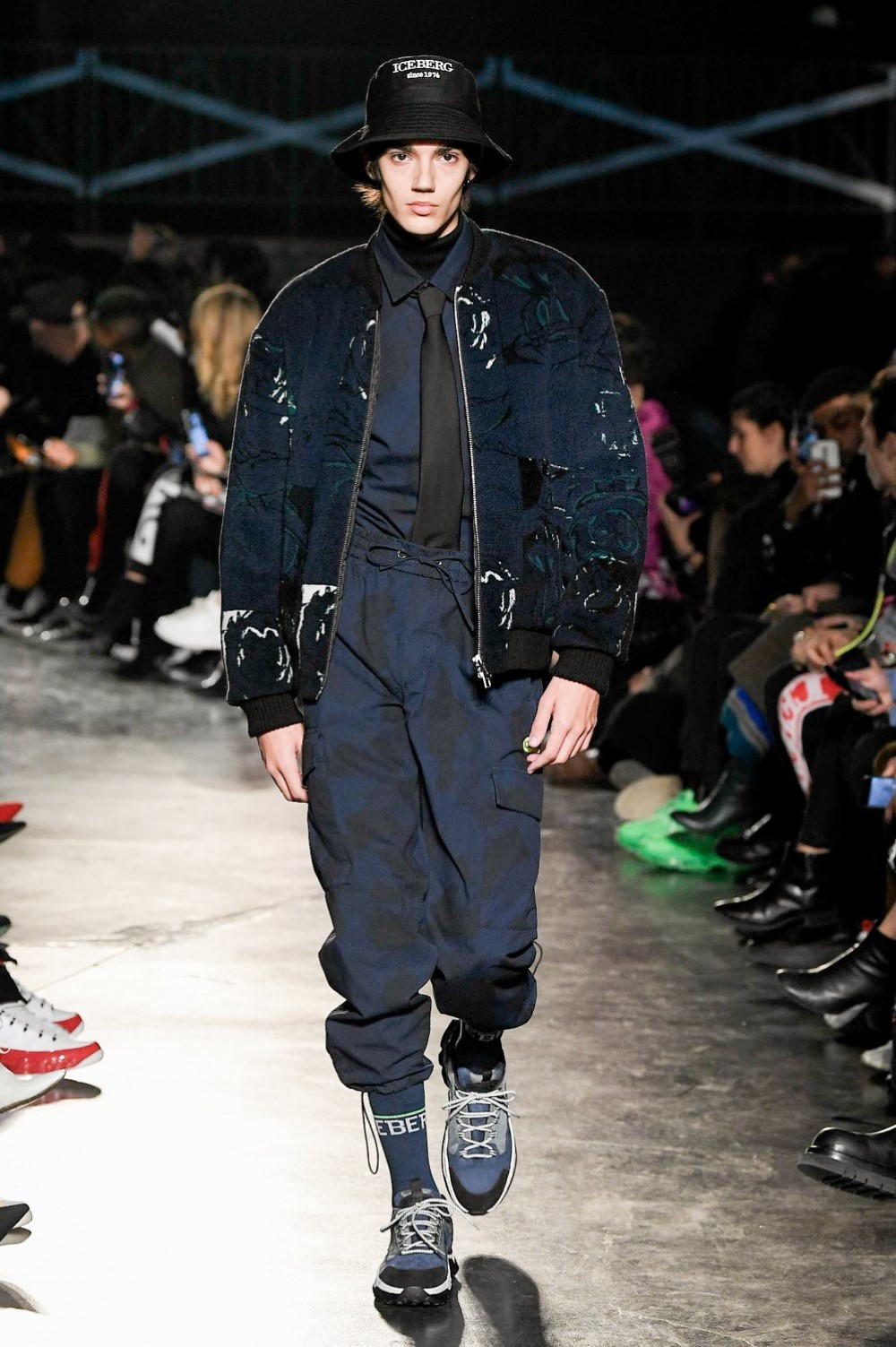 Iceberg - Automne-Hiver 2020-2021 - Milan Fashion Week