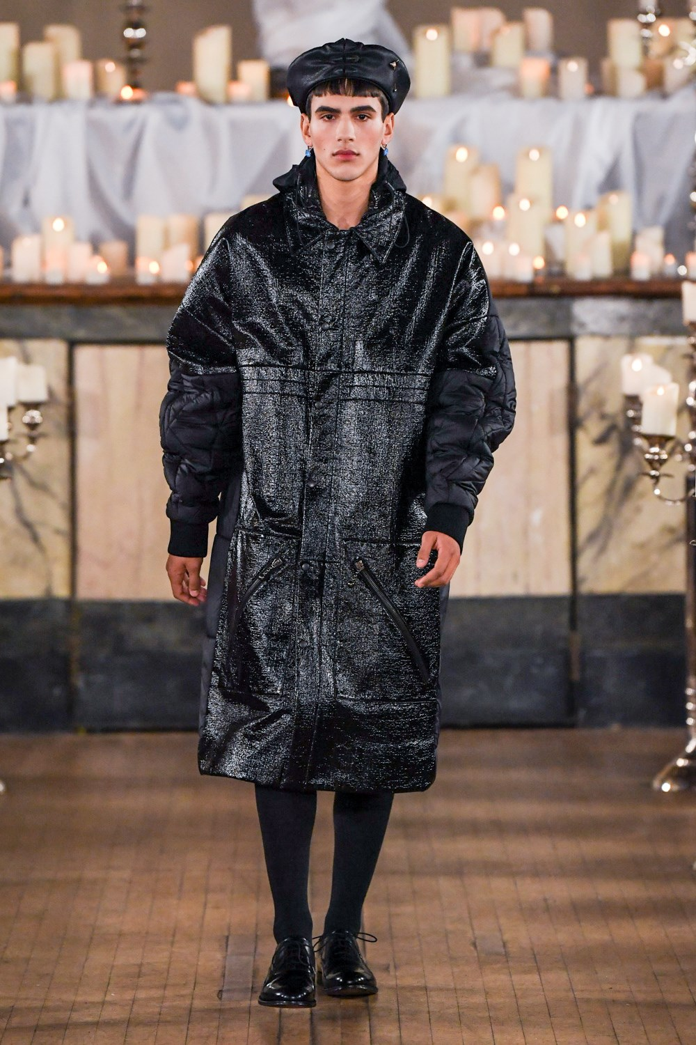 JORDANLUCA - Automne-Hiver 2020-2021 - London Fashion Week Men's