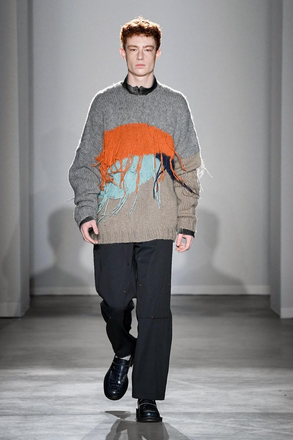 Jieda - Automne-Hiver 2020-2021 - Milan Fashion Week