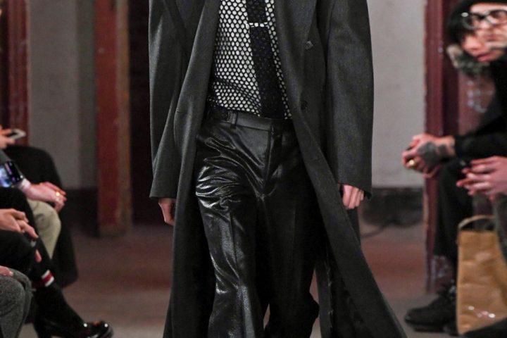 John Lawrence Sullivan - Automne-Hiver 2020-2021 - London Fashion Week Men's