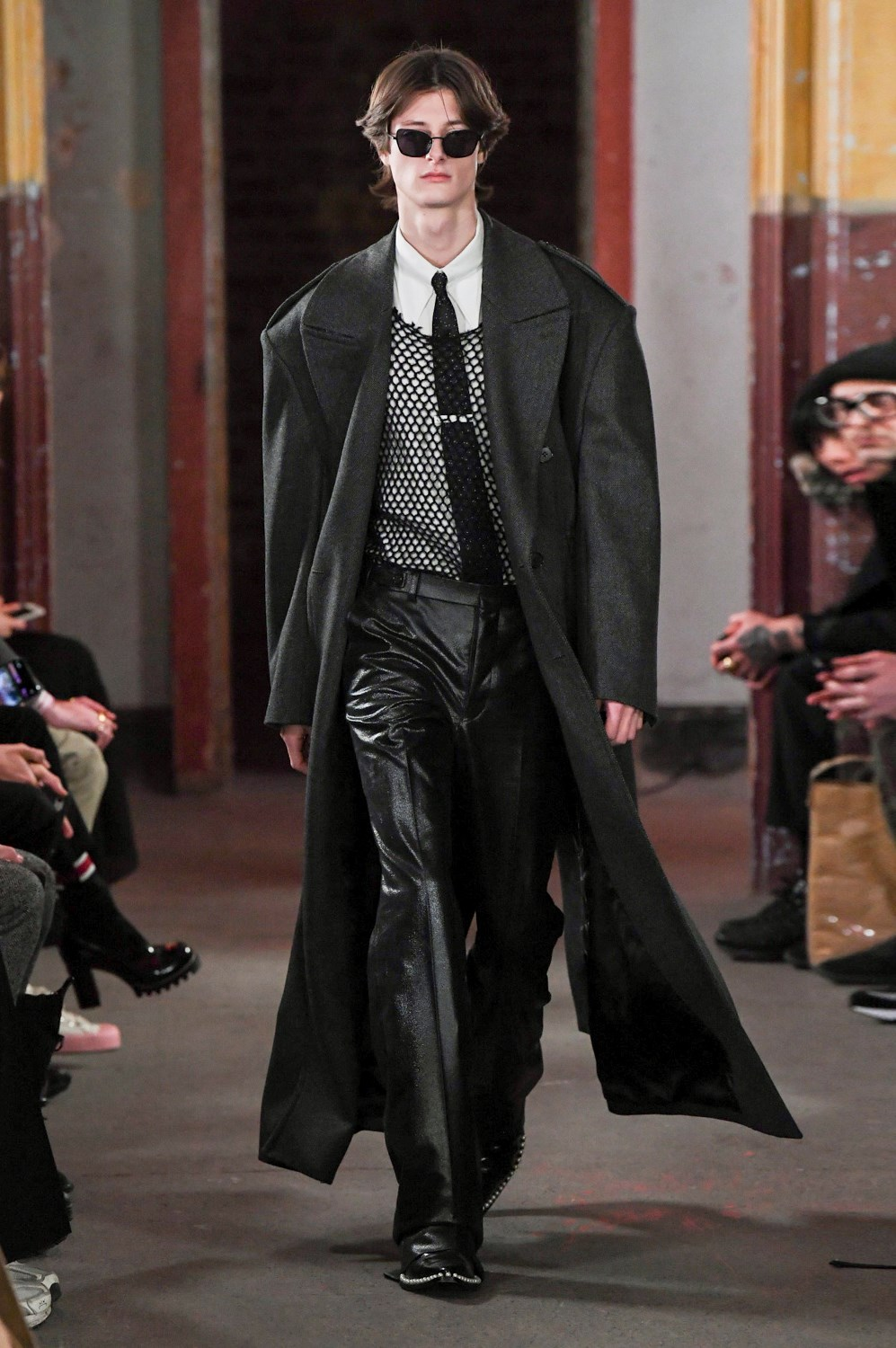 John Lawrence Sullivan - Automne-Hiver 2020-2021 - London Fashion Week Men's