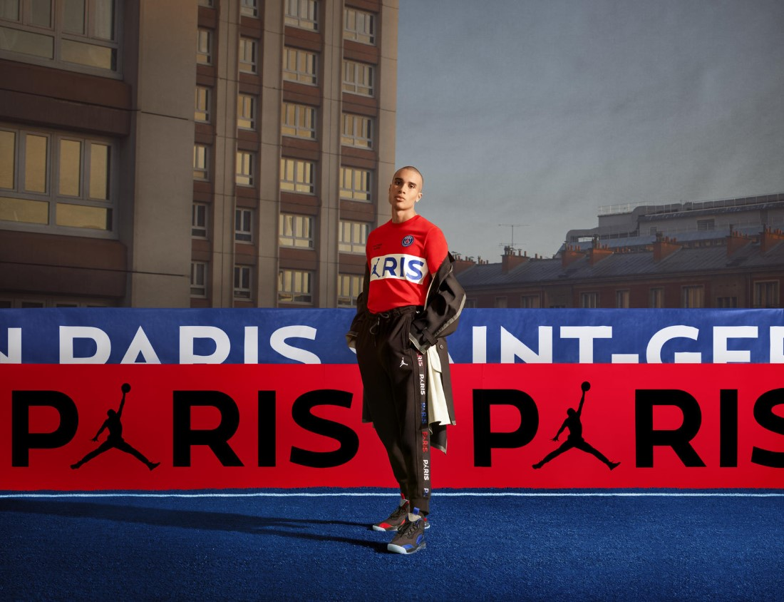 Jordan Brand x Paris Saint-Germain 2020