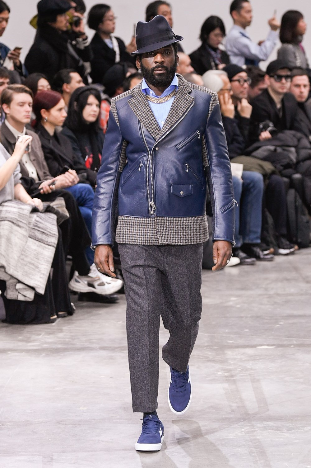 Junya Watanabe Man - Automne-Hiver 2020-2021 - Paris Fashion Week