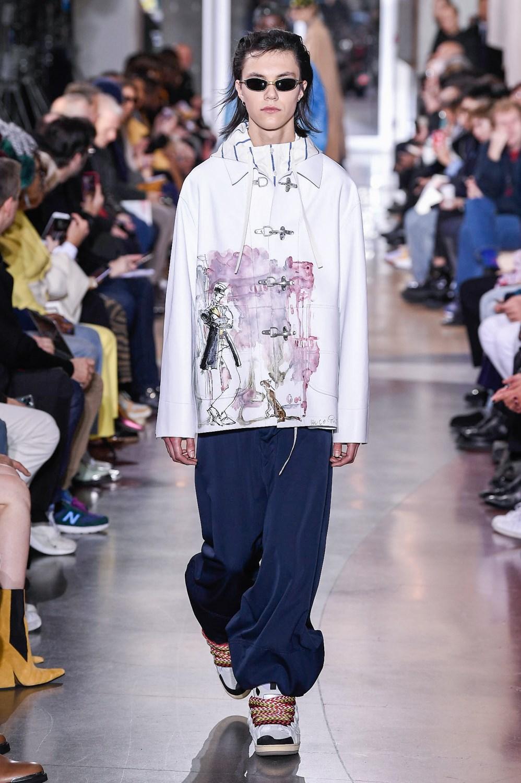 Lanvin - Automne-Hiver 2020-2021 - Paris Fashion Week