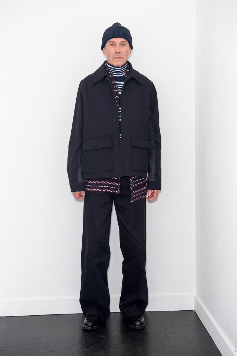 Lou Dalton - Automne/Hiver 2020 - London Fashion Week Men's