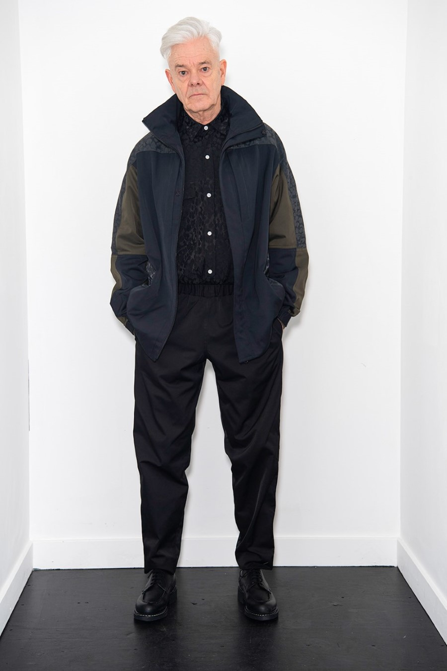 Lou Dalton - Automne/Hiver 2020 - London Fashion Week Men's