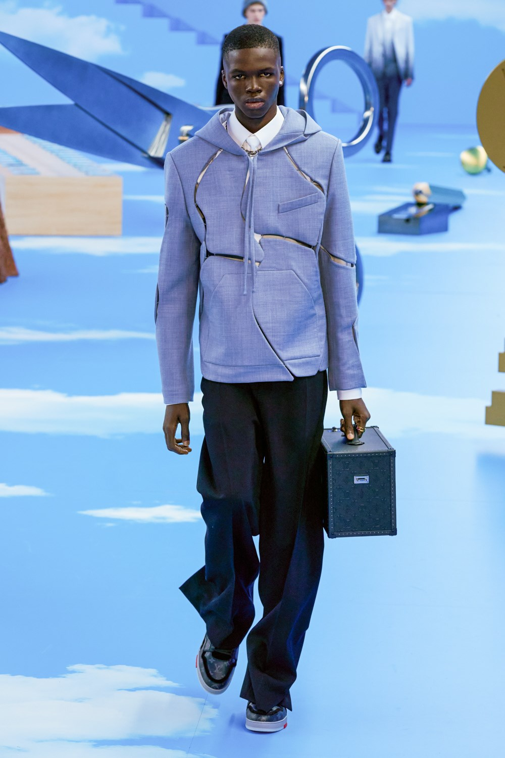 Louis Vuitton - Automne-Hiver 2020-2021 - Paris Fashion Week