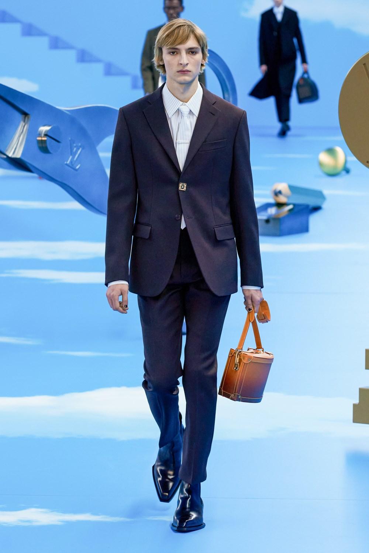 Louis Vuitton - Automne-Hiver 2020-2021 - Paris Fashion Week