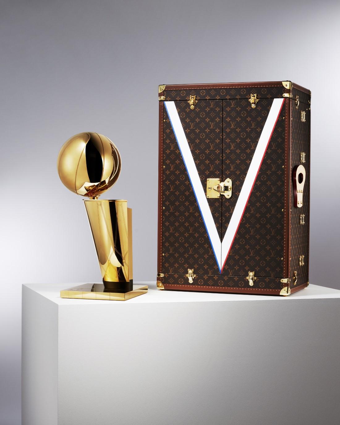 Louis Vuitton x NBA