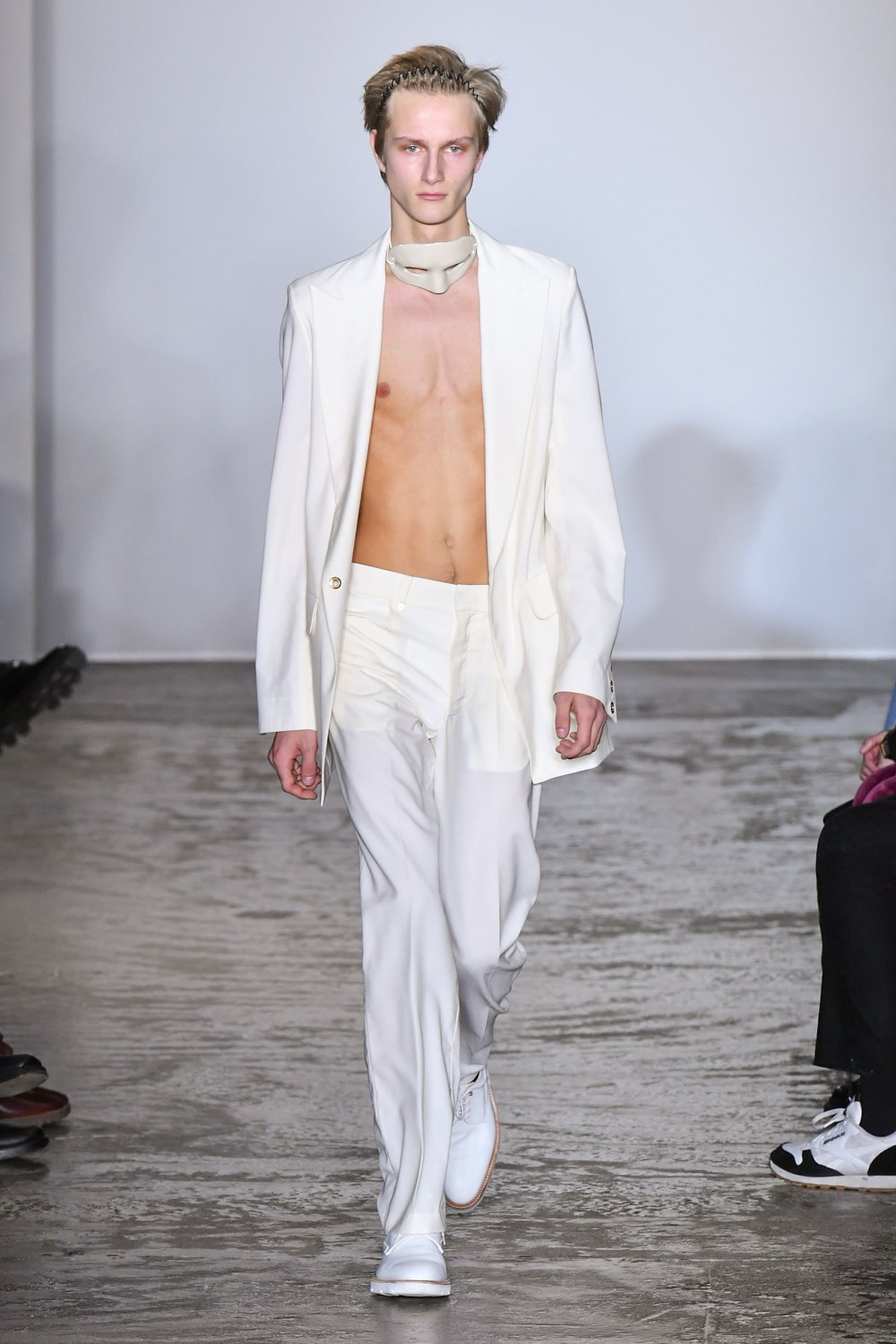 Ludovic de Saint Sernin - Automne-Hiver 2020-2021 - Paris Fashion Week