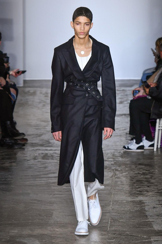Ludovic de Saint Sernin - Automne-Hiver 2020-2021 - Paris Fashion Week