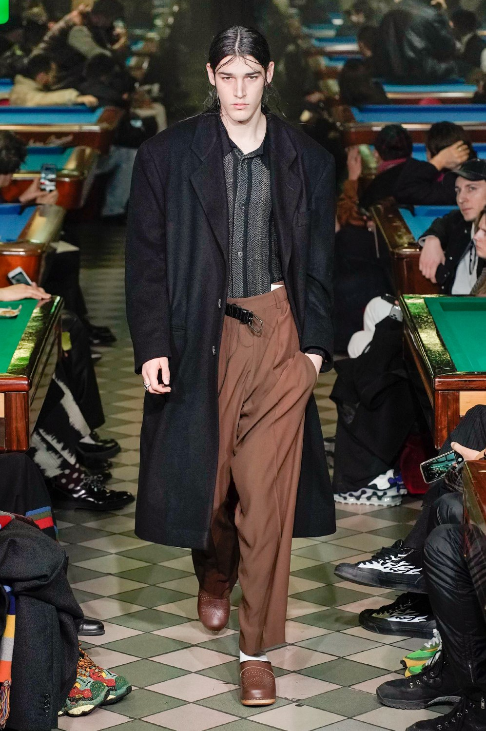 Magliano - Automne-Hiver 2020-2021 - Milan Fashion Week