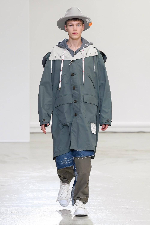 Maison Mihara Yasuhiro - Automne-Hiver 2020-2021 - Paris Fashion Week