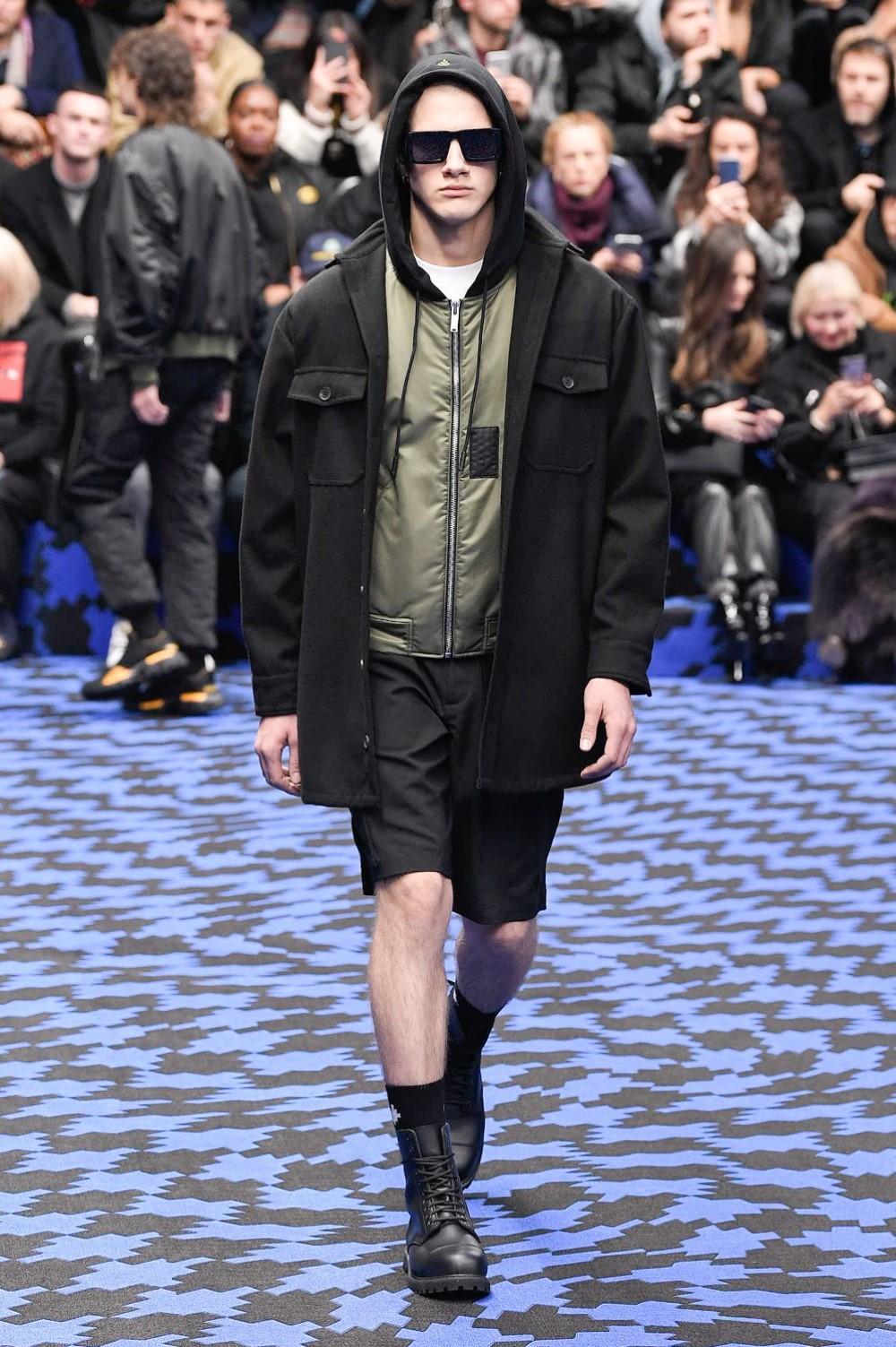 Marcelo Burlon County of Milan - Automne-Hiver 2020-2021 - Milan Fashion Week