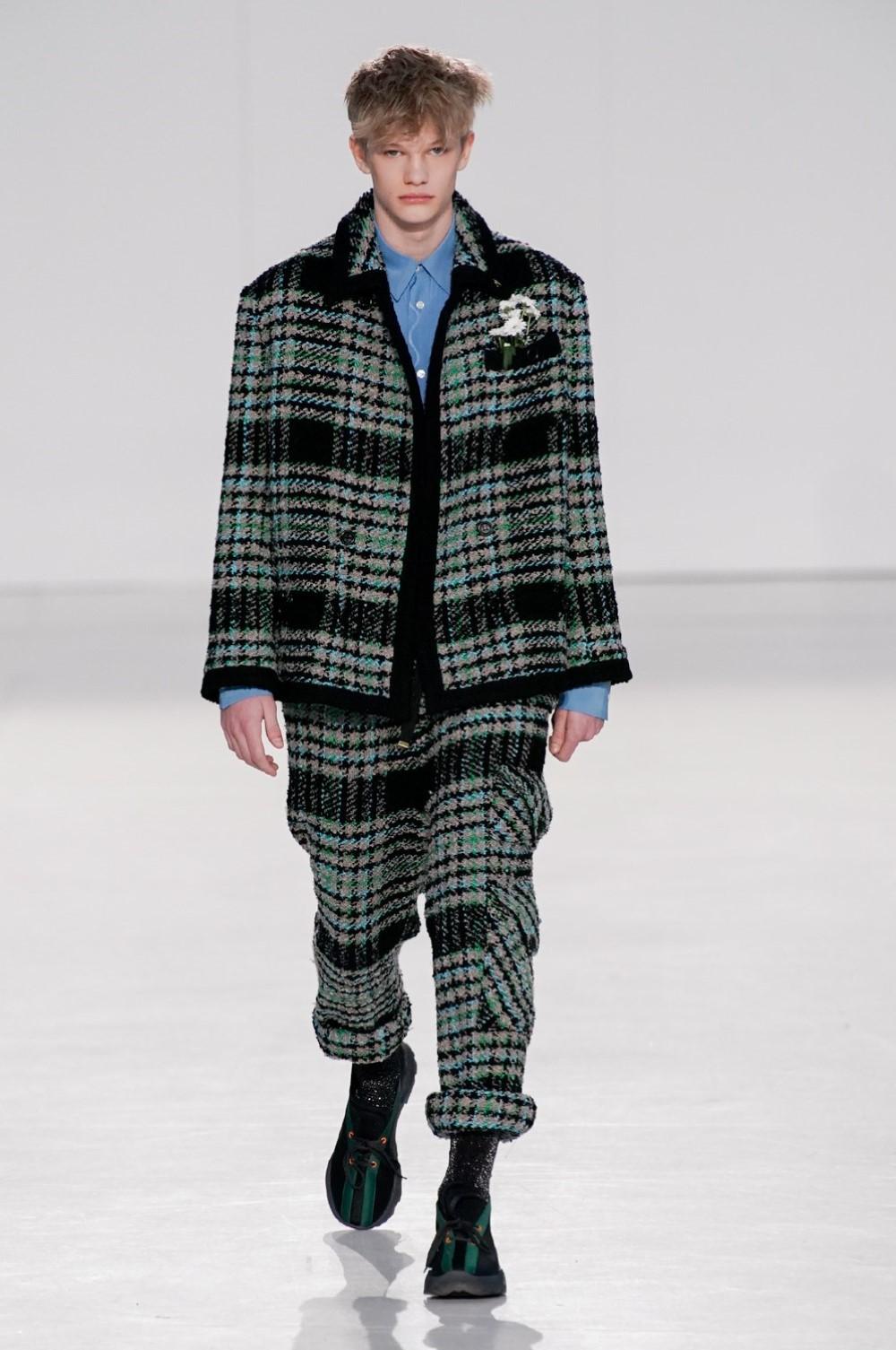 Marco de Vincenzo - Automne-Hiver 2020-2021 - Milan Fashion Week