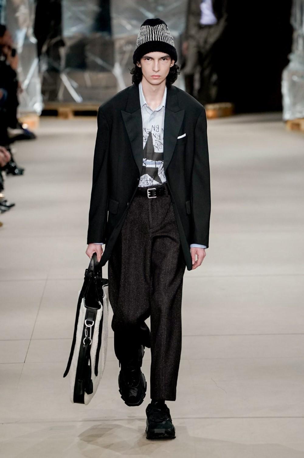 Neil Barrett - Automne-Hiver 2020-2021 - Milan Fashion Week