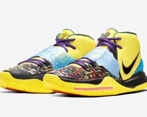 Nike Kyrie 6 Chinese New Year 2020