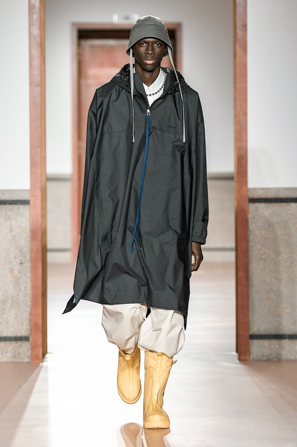 OAMC - Automne-Hiver 2020-2021 - Paris Fashion Week