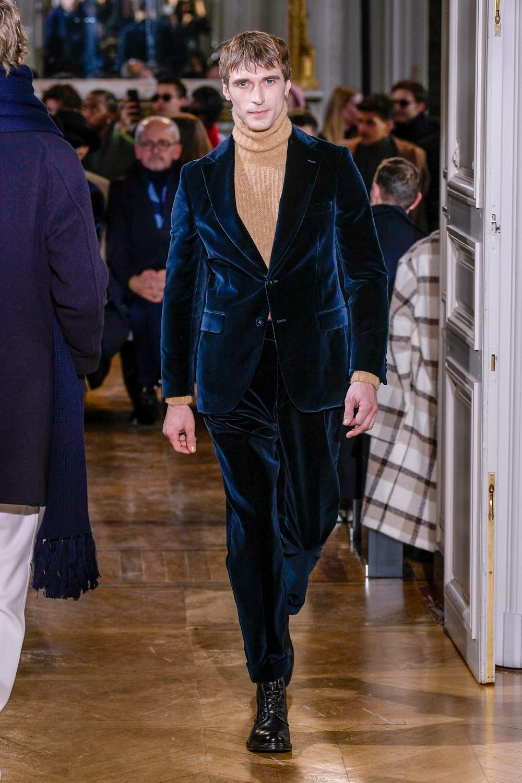 Officine Générale Automne Hiver 2020 2021 Paris Fashion Week 11