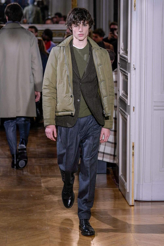 Officine Générale - Automne-Hiver 2020-2021 - Paris Fashion Week