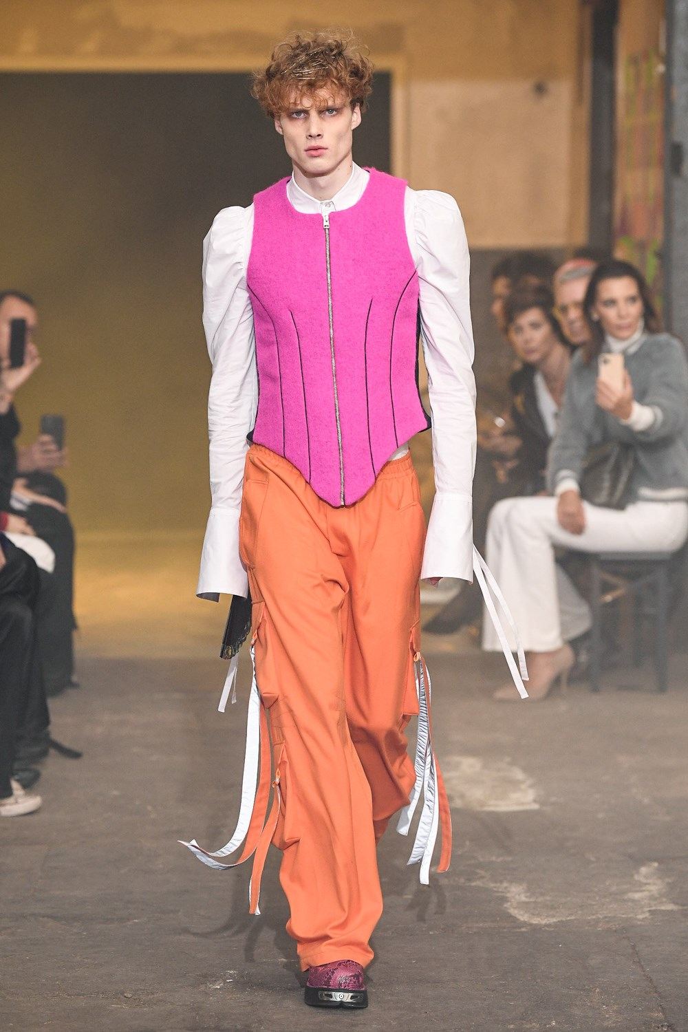 Palomo Spain - Automne-Hiver 2020-2021 - Paris Fashion Week