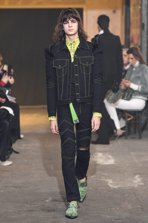 Palomo Spain - Automne-Hiver 2020-2021 - Paris Fashion Week