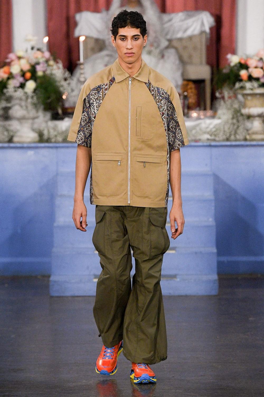 Paria Farzaneh - Automne-Hiver 2020-2021 - London Fashion Week Men's