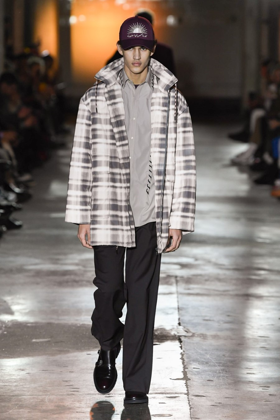 QASIMI - Automne-Hiver 2020-2021 - London Fashion Week Men's