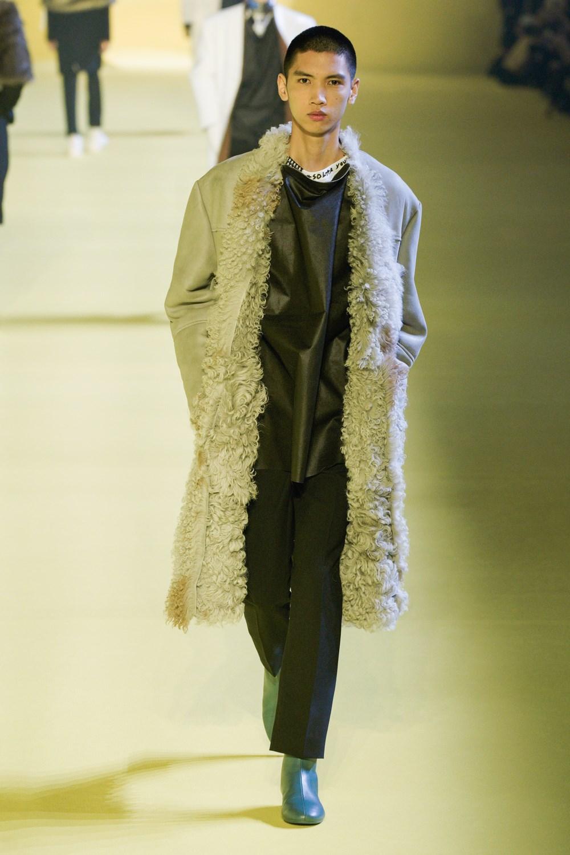Raf Simons - Automne-Hiver 2020-2021 - Paris Fashion Week