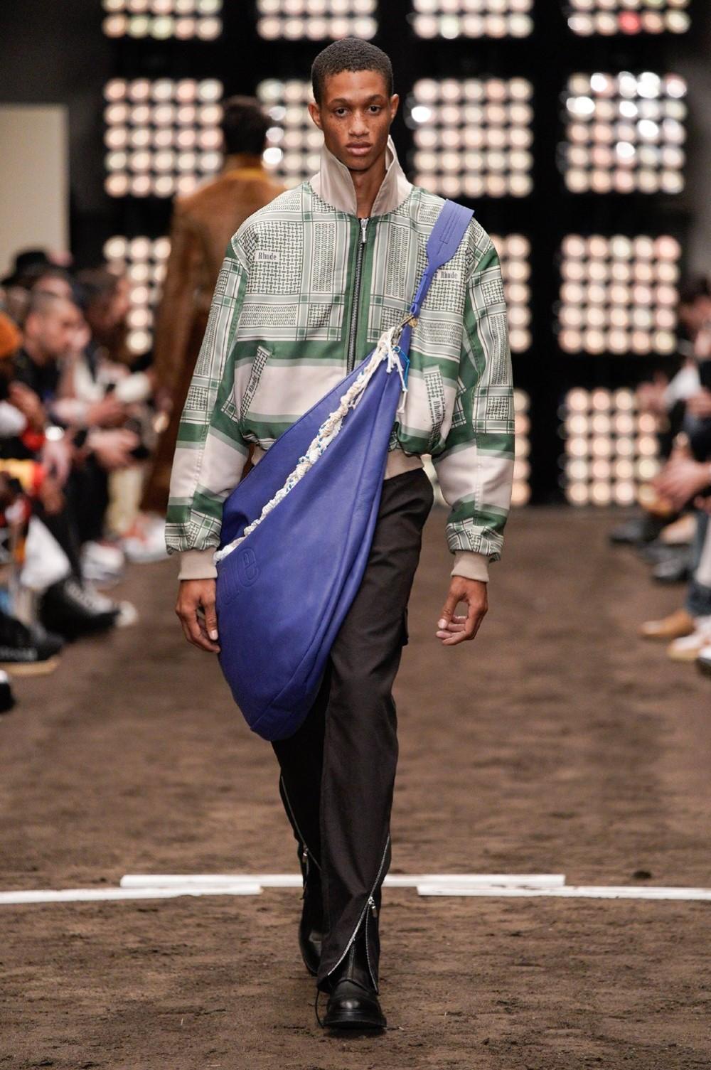 Rhude - Automne-Hiver 2020-2021 - Paris Fashion Week
